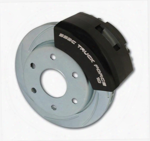 Stainless Steel Brakes Stainless Steel Brakes Supertwin Tk 2-piston Drum To Disc Brake Conversion Kit (anodized) - A126-71a A126-71a Disc Brake Conver