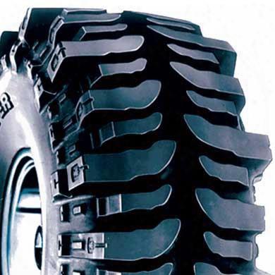 Super Swamper Tires Super Swamper 44x19.50-15lt Tire, Tsl Bogger - B-101 B-101 Super Swamper Tsl Bogger