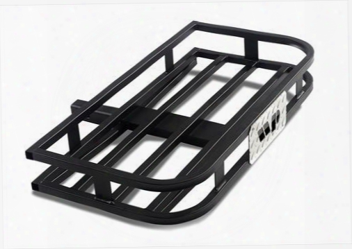 Warrior Warrior Cargo Hitch Rack (black ) - 846 846 Trailer Hitch Cargo Carrier