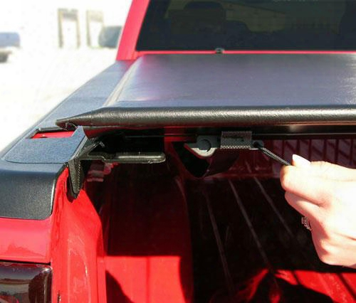 Access Cover Access Cover Literider Soft Roll Up Tonneau Cover - 32209 32209 Tonneau Cover