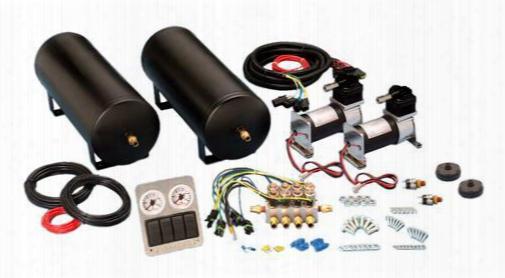 Firestone Ride-rite Firestone Ride-rite Rapid Response Kit - 2343 2343 Leveling Compressor Kits