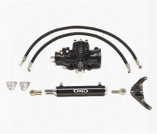 Off Road Unlimited Off Road Unlimited 07-10 Gm Hd Hydraulic Ram Steering Assist - 60043-b 60043-b Hydrauic Steering Assist
