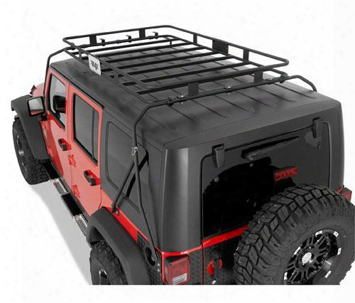 Warrior Warrior Safari Roof Rack For Jeep Cj5 - 857a 857a Roof Rack