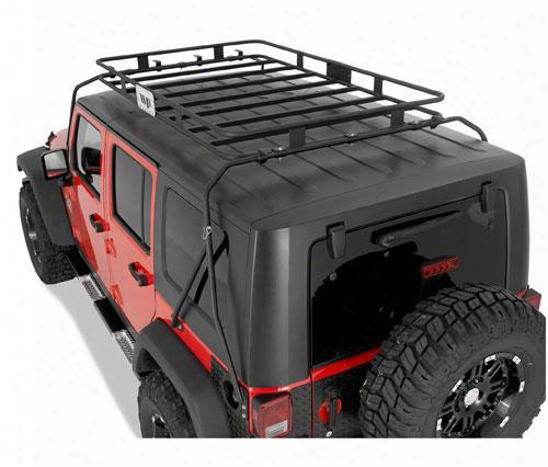Warrior Warrior Safari Roof Rack For Yj Wrangler - 856 856 Roof Rack