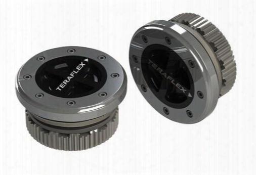Teraflex Teraflex Dana 60 Slimlock Hub Kit - 3449350 3449350 Hub Conversions