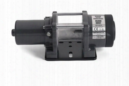 Warn Warn Dc2000 Mf Industrial Dc Hoist - 85190 85190 Up To 2,500 Lbs. Industrial Winches