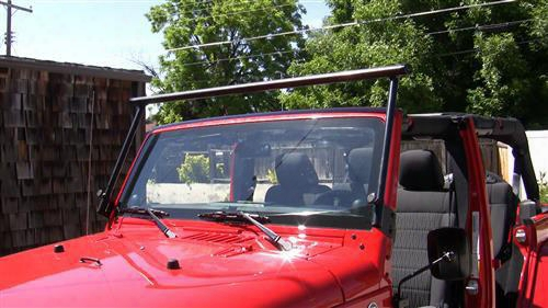 Lange Originals Lange Originals The Lange Rack System - 110-300 110-300 Roof Rack