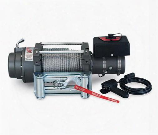 Warn Warn M12000 Self-recovery Winch - 265072 265072 12,000+ Lbs. Electric Winches