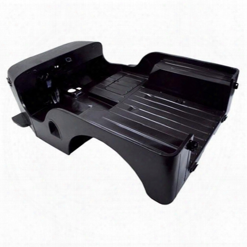 Omix-ada Omix-ada Cj2a Steel Body Tub - 12002.06 12002.06 Body Tub Kits
