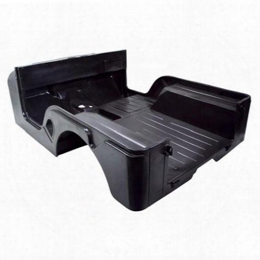 Omix-ada Omix-ada Cj5 Steel Body Tub - 12002.09 12002.09 Body Tub Kits