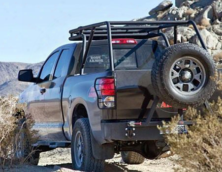Body Armor 4x4 Body Armor Sport Rack Mounnting System For Toyota Tundra - Tn-6124 Tn-6124 Roof Rack
