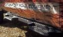 Body Armor 4x4 Body Armor Rockcrawler Side Guards (Black) - TN-4121 TN-4121 Rock Sliders and Guards