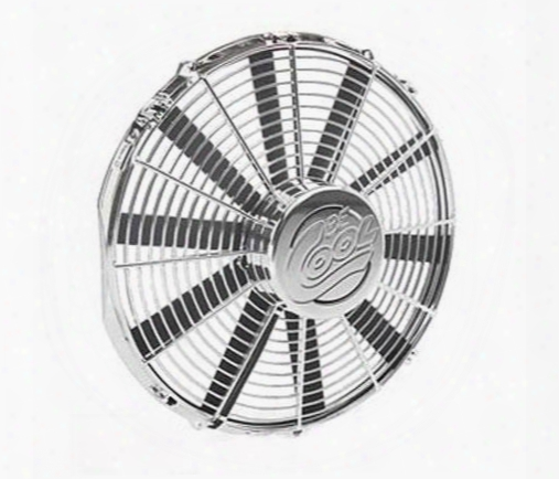 Be Cool Be Cool 16 Inch Super-duty Puller Fan - 75069 75069 Electric Cooling Fan