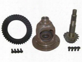 Crown Automotive Crown Automotive Dana 35 Rear 3.07 Ratio Ring And Pinion With Carrier - 83504934k 83504934k Ring And Pinions