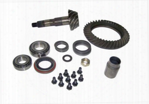 Crown Automotive Crown Automotive Dana 44 Aluminum Zj Rear 3.55 Ratio Ring And Pinion Kit - 4856362 4856362 Ring And Pinions