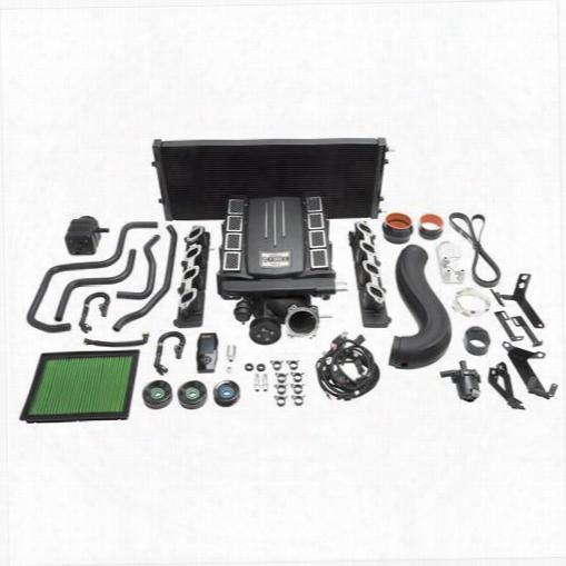 Edelbrock Edelbrock E-force Street Legal Supercharger Kit - 1569 1569 Supercharger System