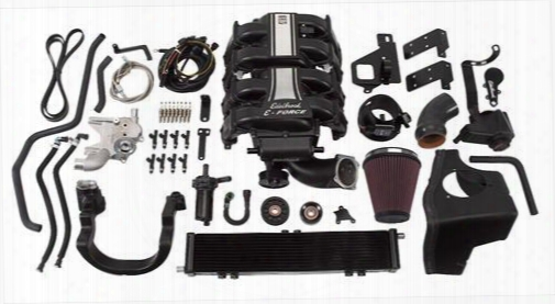 Edelbrock Edelbrock E-force Street Legal Supercharger Kit - 15810 15810 Supercharger System