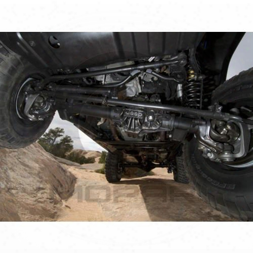 Jeep Jeep Dana 60 Crate Front Axle Assembly 4.88 Ratio With E-locker - P5156276ac P5156276ac Complete Axle Assemblies