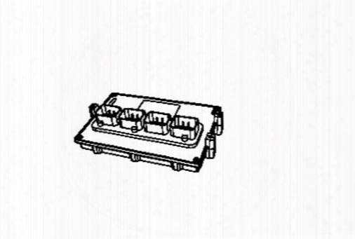 Jeep Powertrain Control Module Rl030128ac Computer Chips & Performance Ecm