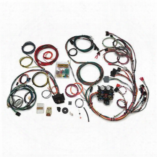 Painless Wiring Painless Wiring Yj Chassis Harness Wiring - 10111 10111 Chassis Wire Harness