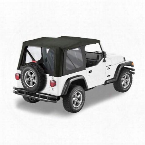 Jeep Tj Soft Tops - Bestop Sailcloth Replace-a-top, Nodoors 79125-35