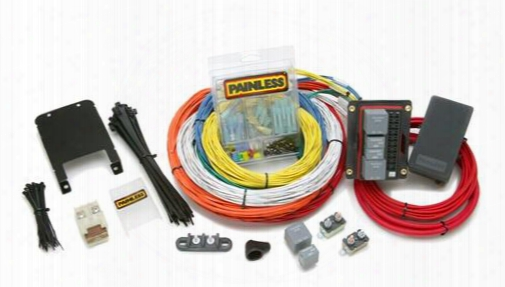 Painless Wiring Painless Wiring 15 Circuit Customizable Extreme Off-road Harness - 10144 10144 Chassis Wire Harness
