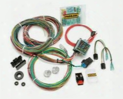 Painless Wiring Painless Wiring 26 Circuit Weatherproof Wiring Harness - 10140 10140 Chassis Wire Harness