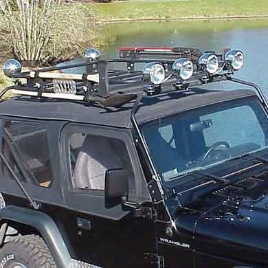 Warrior Warrior Safari Sport Rack - 875 875 Roof Rack