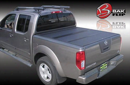 Bak Industries Bak Bakflip G2 Hard Folding Tonneau Cover - 26506 26506 Tonneau Cover