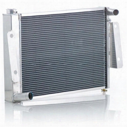 Be Cool Be Cool Dual Core Radiator Module Assembly For Amc 4,6 Or 8 Cylinder Engines With Standard Transmission - 80223 80223 Rradiator