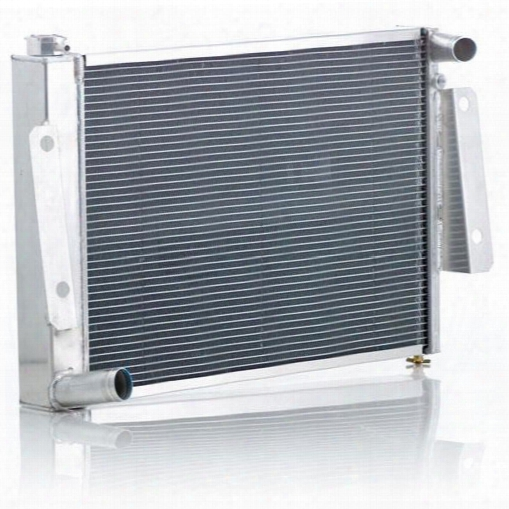 Be Cool Be Cool Dual Core Radiator Module Assembly For Gm V8 Engines With Standard Transmission - 80222 80222 Radiator