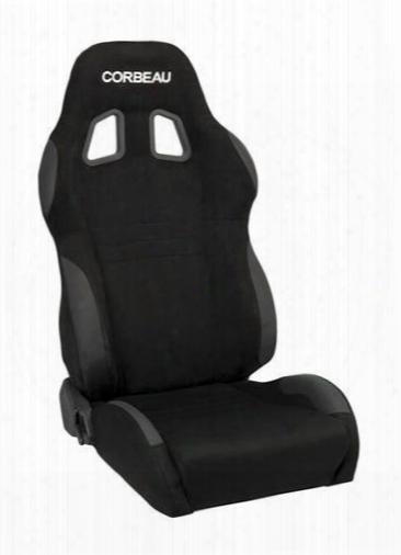 Corbeau Corbeau A4 Racing Seat Wide Version (black) - S60091wpr S60091wpr Seats