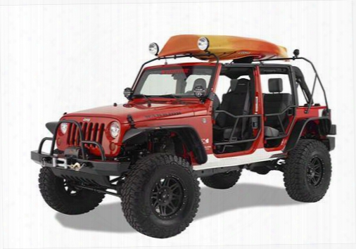Warrior Warrior Watercraft Rack For Jk Wrangler - 878 878 Roof Rack