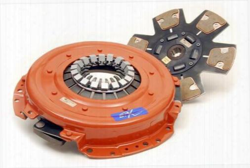 Centerforce Centerforce Dfx Series Clutch Kit - 1226033 01226033 Clutch