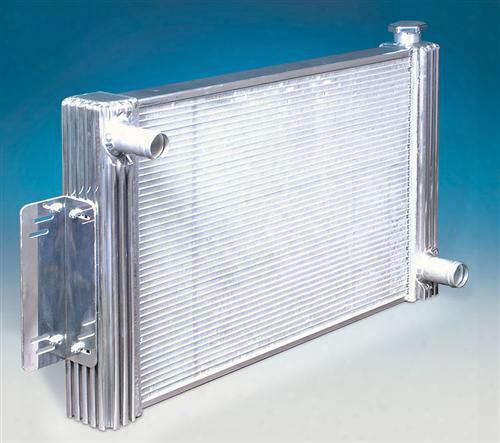 Flex-a-lite Flex-a-lite Flex-a-fit Radiator - 52000l 52000l Radiator Electric Fan Combination Kit