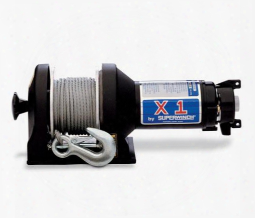 Superwinch Superwinch X1f Winch - 1181 1181 1,000 To 2,500 Lbs. Utility Winches