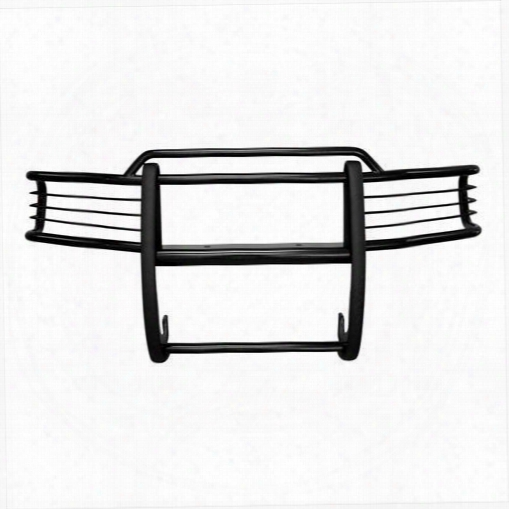 Aries Offroad Aries Offroad Bar Grille/brush Guard (black) - 2042 2042 Nerf/step Bar Wheel To Wheel