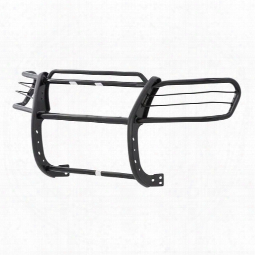 Aries Offroad Aries Offroad Bar Grille/brush Guard (black) - 2043 2043 Nerf/step Bar Wheel To Wheel