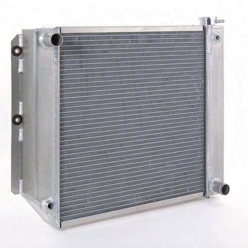 Be Cool Be Cool Dual Core Radiator Module Assembly For Gm Gen Ii Lt Engines With Standard Transmission - 81150 81150 Radiator