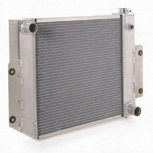 Be Cool Be Cool Dual Core Radiator Module Assembly For Gm V8 Engines With Standard Transmission - 81030 81030 Radiator