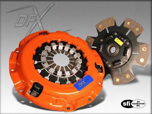 Centerforce Centerforce Dfx Clutch Disc And Pressure Plate - 1544020 01544020 Clutch