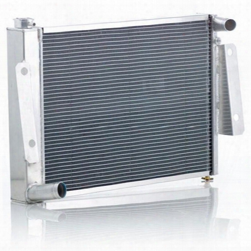 Be Cool Be Cool Dual Core Radiator Module Assembly For Amc 4,6 Or 8 Cylinder Engines With Standard Transmission - 81223 81223 Radiator