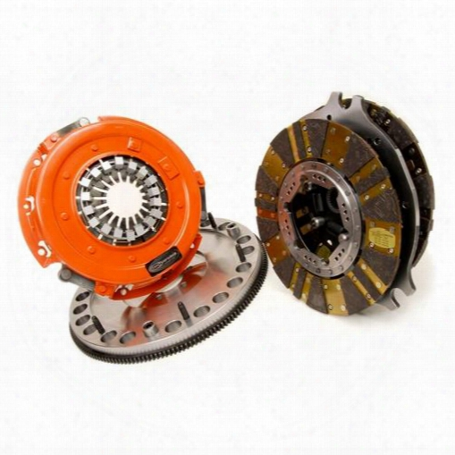 Centerforce Centerforce Dyad Drive System Twin Disc Clutch - 4614820 04614820 Clutch Kits