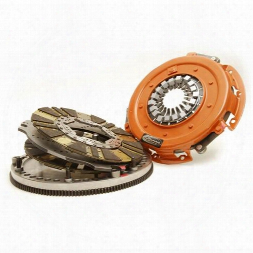 Centerforce Centerforce Dyad Drive System Twin Disc Clutch - 4714800 04714800 Clutch Kits