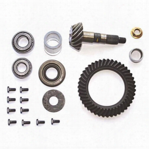 Crown Automotive Crown Automotive Dana 30 Cj Front 3.73 Ratio Ring And Pinion Kit - J0945345 J0945345 Ring And Pinions