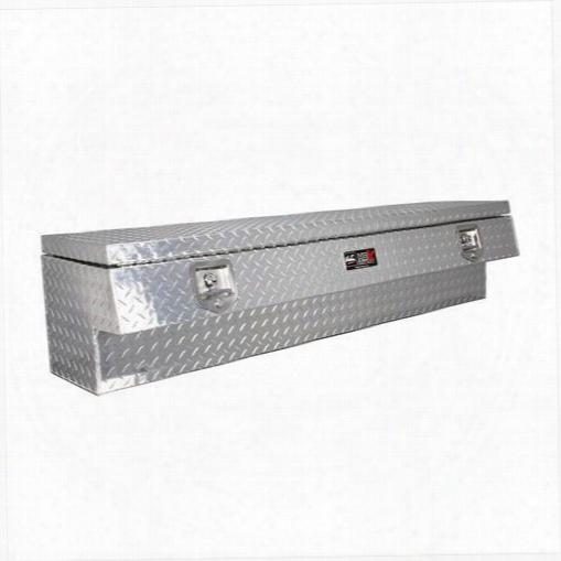 Westin Westin Hdx Series Low Sider Tool Box - 57-7110 57-7110 Truck Bed Rail To Rail Toolbox