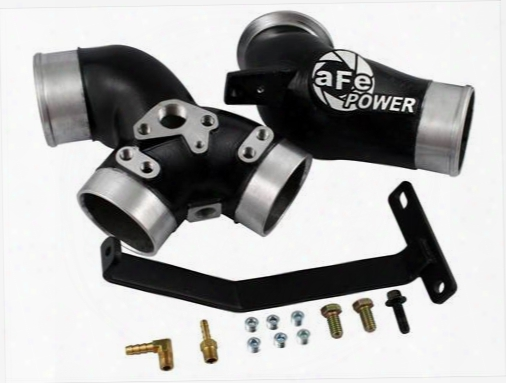 Afe Power Afe Power Blade Runner Charged Air Manifold - 46-10061 46-10061 Turbocharger Manifold