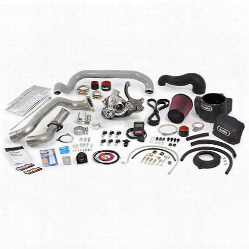 Banks Power Banks Power Sidewinder Turbo Kit For 05-06 4.0 Wrangler Tj - 24244 24244 Turbo Kit