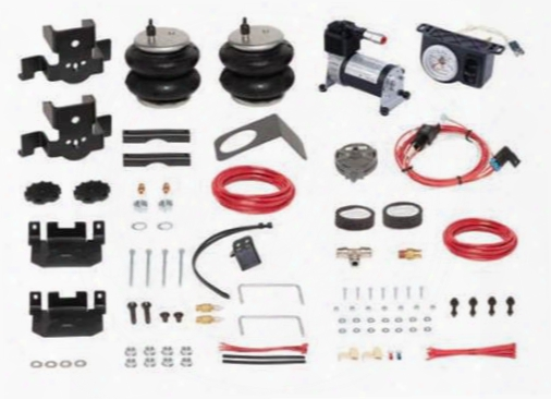 Firestone Ride-rite Firestone Ride-rite Analog All-in-one Kit - 2801 2801 Suspension Load Leveling Kit