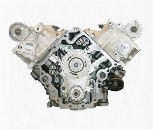 Atk North America Atk 3.7l V6 Replacement Jeep Engine - Ddc6 Ddc6 Performance And Remanufactured Engines